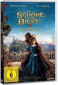 DIE SCHÖNE UND DAS BIEST - ab 18.09.14 auf DVD und Blu-ray sowie als Download erhältlich