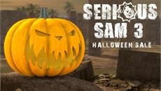 Die Serious Sam-Überraschung zu Halloween