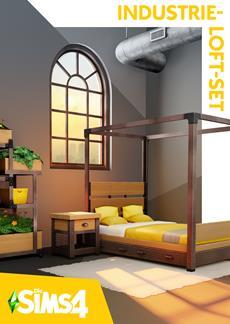 Die Sims 4 Industrie-Loft-Set erscheint am 26. August