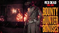 Diese Woche in Red Dead Online: Belohnungen für Söldner, Geschenk für niedrige Ehre, Kopfgeldjäger-Boni & mehr