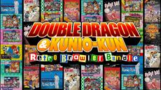 DOUBLE DRAGON & Kunio-kun Retro Brawler Bundle brings 18 classic games to the west later this month!