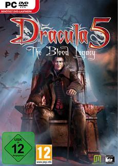 Dracula 5: The Blood Legacy erscheint im November für PC