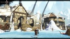 Dragon's Prophet: Auf Eis gelegt - Patch 1.1 bringt neue Region und zahlreiche Veränderungen für Dragon's Prophet