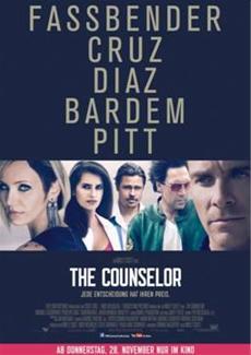 Düstere Featurette und spannender Clip zu THE COUNSELOR (Kinostart: 28. November 2013)