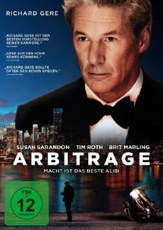 Review (DVD): Arbitrage