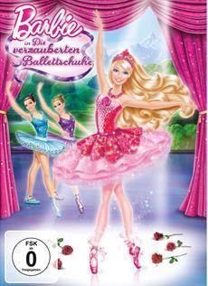 Barbie in Die verzauberten Ballettschuhe |: Preview in 14 Kinos!