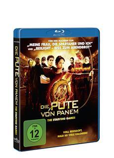 DVD/BD-VÖ | Die Pute von Panem - The Starving Games - Die besten Spoofs