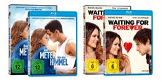 "DVD/BD-VÖ | Die Sommer-Stars aus ""Drei Meter über dem Himmel"" & ""Waiting for Forever"""