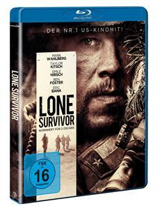 DVD/BD-VÖ | LONE SURVIVOR - ab 17. Oktober 2014 auf DVD und Blu-ray