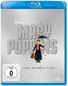 DVD/BD-VÖ | Mary Poppins + Mary Poppins Tipps zum Glücklich sein