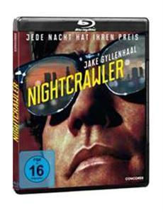 DVD/BD-V&Ouml; | Nominiert f&uuml;r den Oscar<sup>&reg;</sup>: Nightcrawler - Jede Nacht hat ihren Preis