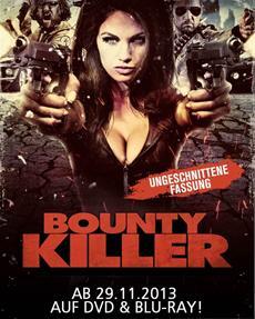 BD/DVD-VÖ | Bounty Killer - Abgefahren und sexy!
