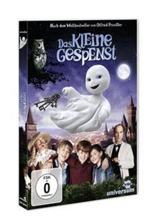 DVD/BD-VÖ | Das kleine Gespenst!