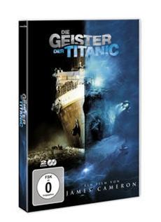 DVD-VÖ | DIE GEISTER DER TITANIC - Ab 07. September 2012 auf Blu-ray und DVD erhältlich!