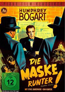 DVD-VÖ | Die Maske runter!