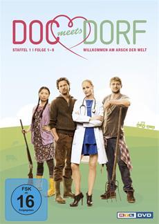 DVD-VÖ | Doc meets Dorf, Staffel 1