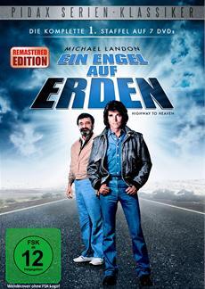 DVD-VÖ | Ein Engel auf Erden, Staffel 1 (Remastered-Edition)