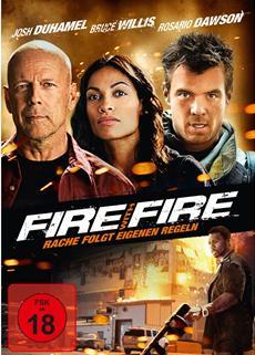 Gewinnspiel: Fire with fire