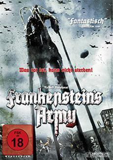 BD/DVD-VÖ | Frankenstein's Army