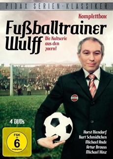 Gewinnspiel: Fußballtrainer Wullf