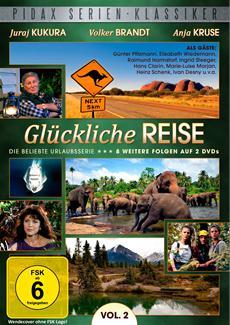 """DVD-VÖ von """"Glückliche Reise - Vol. 2"""" am 04.10.2013 auf DVD"""