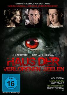 """DVD-Veröffentlichung des gruseligen Filmvergnügens """"Haus der verlorenen Seelen"""" am 16.05.2014"""