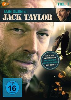 Gewinnspiel | DVD-Box: Jack Taylor - Vol. 1