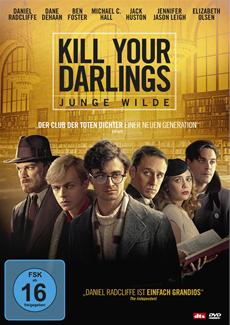 Review (DVD): Kill Your Darlings - Junge Wilde