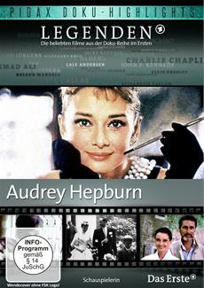DVD-VÖ | Legenden: Audrey Hepburn