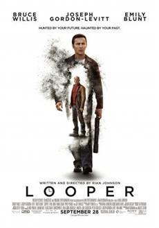 DVD-VÖ | LOOPER - Film Noir trifft Zeitreise-Thriller