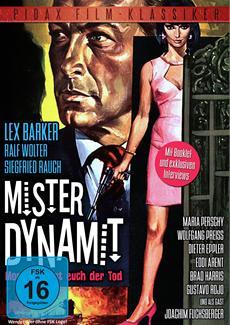 DVD-VÖ | Mister Dynamit - Morgen küßt Euch der Tod