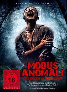 DVD-VÖ | MAD DIMENSION - Modus Anomali