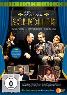DVD-VÖ | Pension Schöller