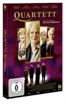Quartet ab 10. Oktober auf Blu-ray, DVD und als VoD im Verleih von DCM