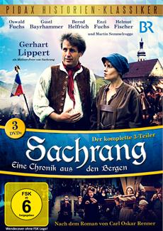 DVD-VÖ | Sachrang - Eine Chronik aus den Bergen