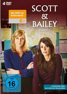 DVD-VÖ   Scott & Bailey