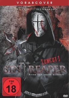 BD/DVD-VÖ | Sin Reaper - Stirb für deine Sünden