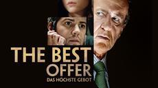 DVD-VÖ | THE BEST OFFER – DAS HÖCHSTE GEBOT