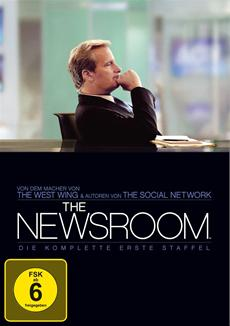 BD/DVD-VÖ | THE NEWSROOM - STAFFEL 1