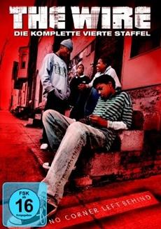 DVD-VÖ   THE WIRE - DIE KOMPLETTE VIERTE STAFFEL