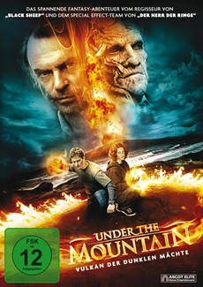 Review (DVD): Under the Mountain - Vulkan der dunklen Mächte