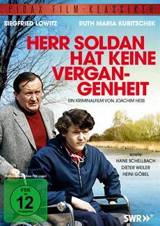"""DVD-Veröffentlichung des Kriminalfilms """"Herr Soldan hat keine Vergangenheit"""" mit Siegfried Lowitz am 21.12.2012"""