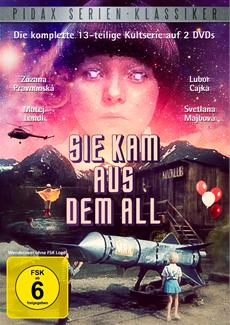 """DVD-Veröffentlichung des Serienklassikers """"Sie kam aus dem All"""" am 12.12.2014"""