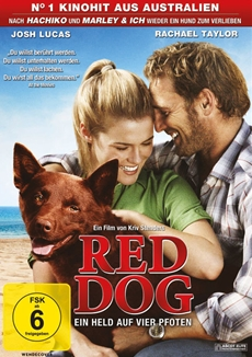 DVD-VÖ | auf lustiger abenteuerreise mit RED DOG - VÖ 21.08.2012