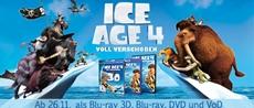 DVD-VÖ   Das größte Abenteuer der Ice Age-Helden