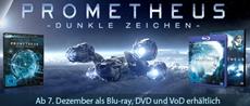 DVD-VÖ   Die Antwort auf alle Fragen: 'Prometheus – Dunkle Zeichen'