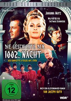 DVD-VÖ | Die Geschichte der 1002. Nacht