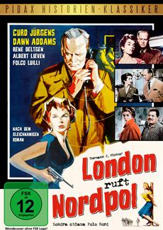 "DVD-VÖ | DVD-Veröffentlichung des Klassikers ""London ruft Nordpol"" am 09.08.2013"