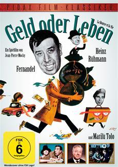 """DVD VÖ: """"Geld oder Leben"""" mit Heinz Rühmann und Fernandel am 17.10.2014"""