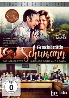 DVD-VÖ | Gemeinderätin Schumann
